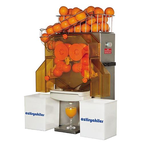 Otomatik Portakal Sıkma Makinesi