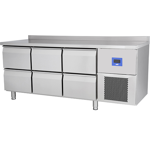 GN 1/1 Tezgah Tipi Buzdolabı