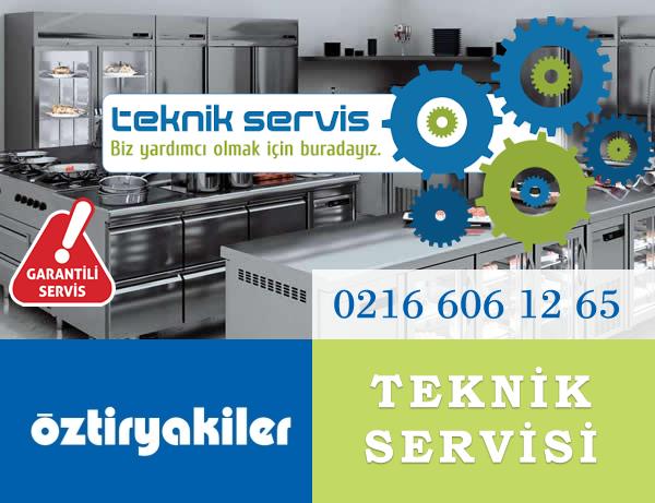 Öztiryakiler Ataşehir Servisi - (0216) 606 12 65